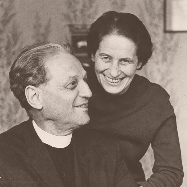 Richard and Sabina Wurmbrand