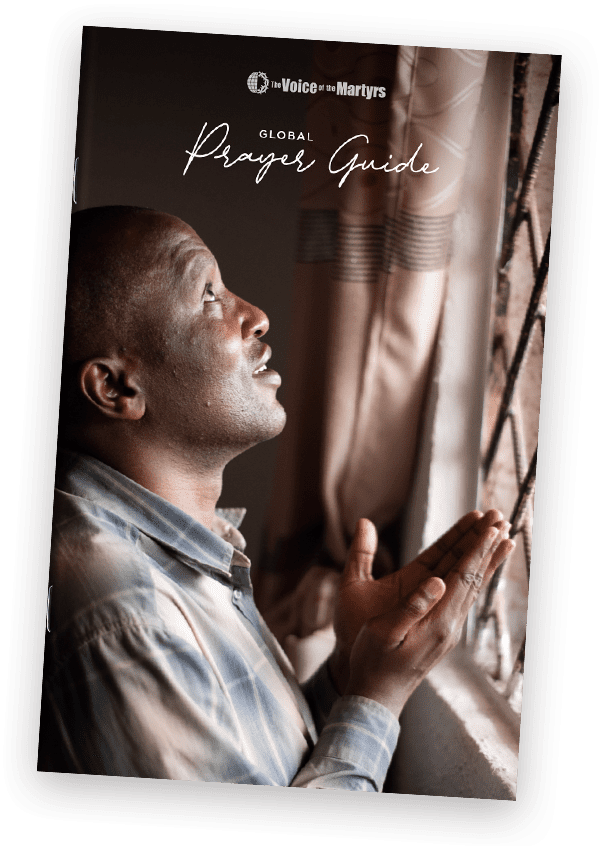 Cover of 2021 prayer guide